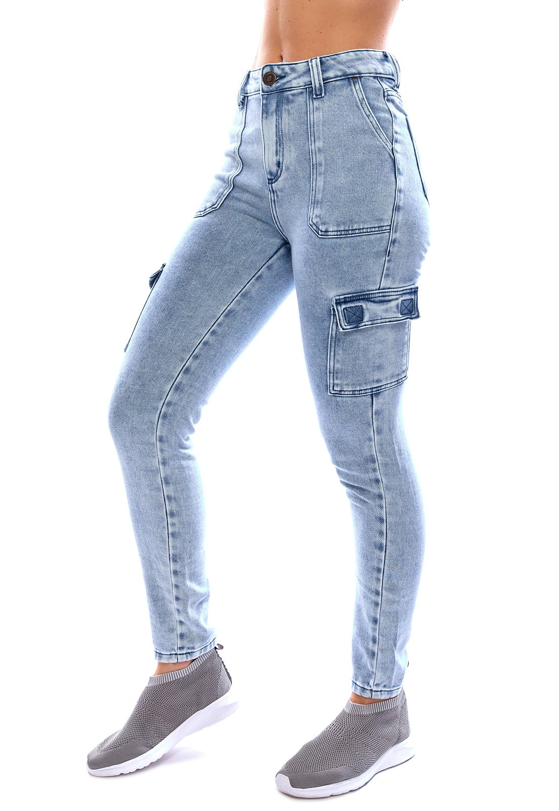 Calça Jeans Vida Marinha Ipuã Alta