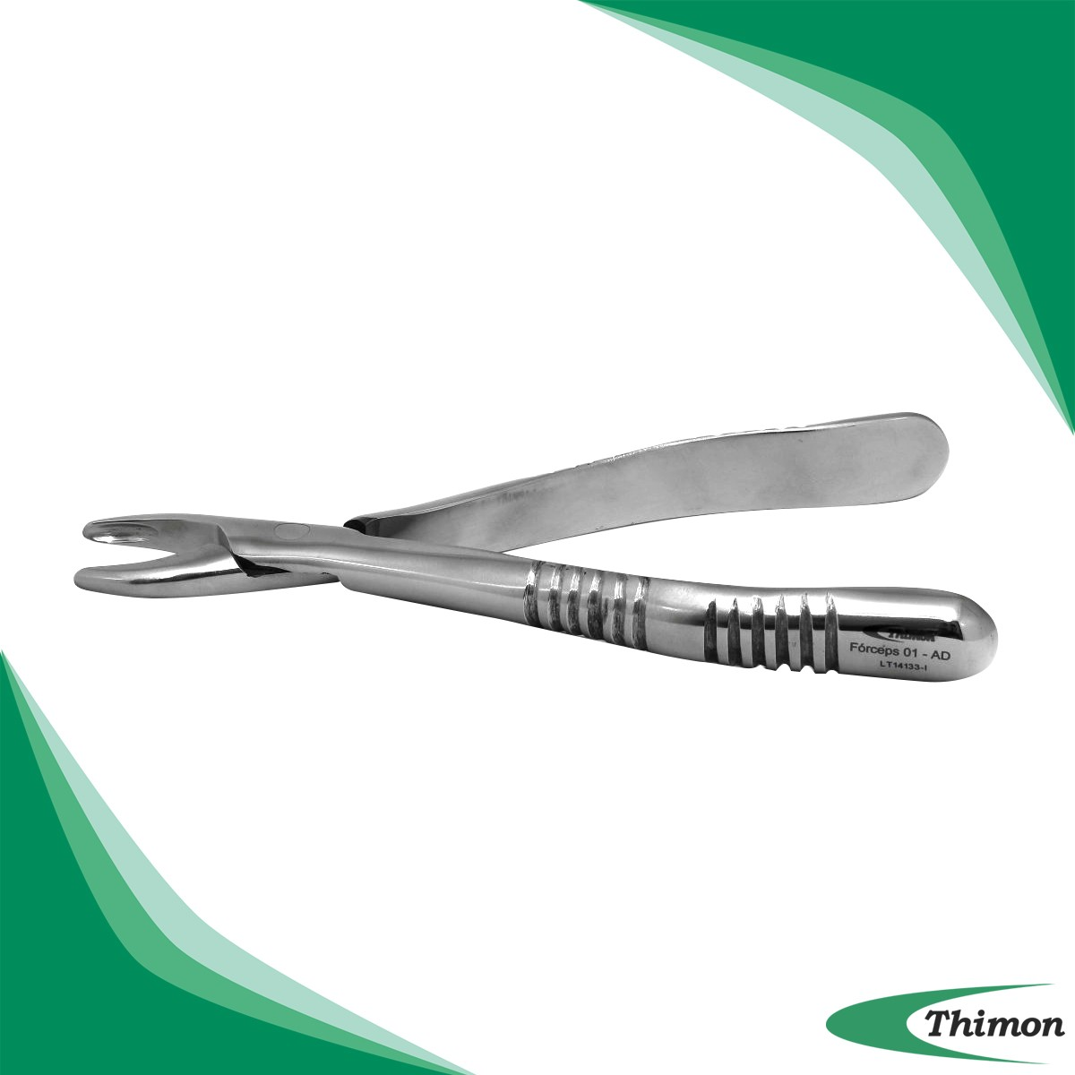 FORCEPS ADULTO N 001 INCISIVOS/CANINOS SUP