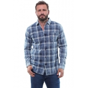 Camisa Masculina Estonada