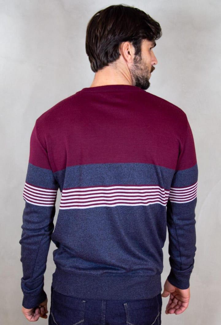 Suéter Masculino  gola Redonda