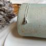 Colar Nossa Senhora Aparecida Mini Prata 925