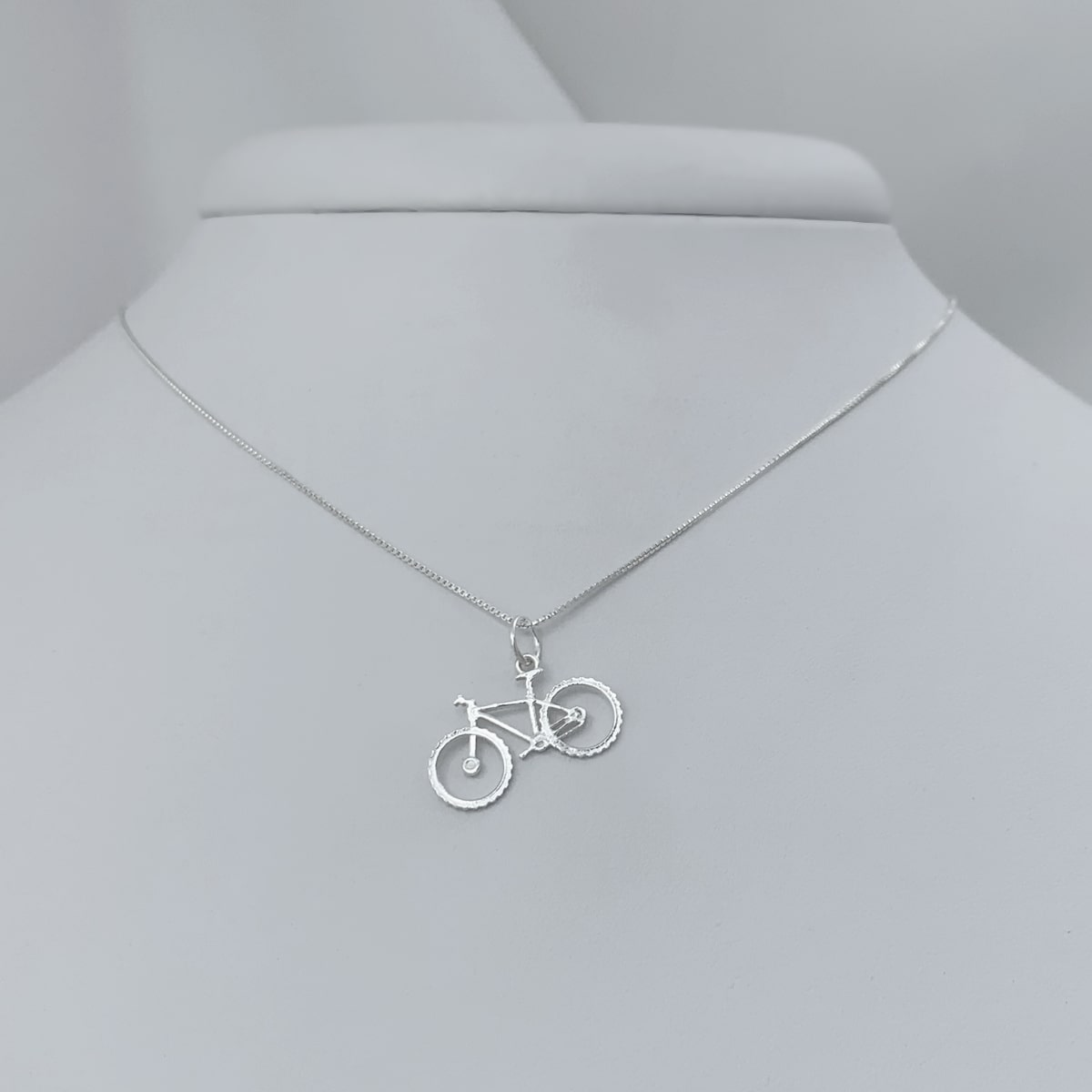 Colar de Prata, Bicicleta, Bike