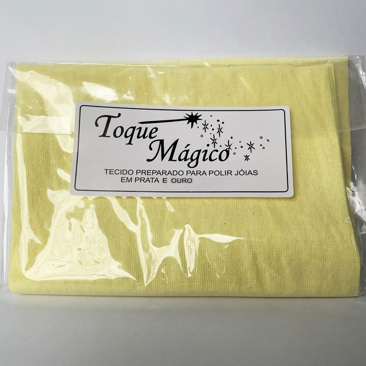 Flanela Mágica, Especial para Polimento