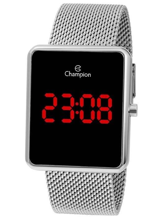 Relógio Champion Digital Prateado