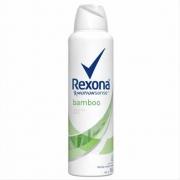 Desodorante Feminino Aero Bamboo 90gr - Rexona