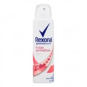 Desodorante Feminino Aero Frutas Vermelhas 90gr - Rexona