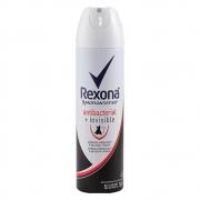 Desodorante Feminino Antibacterial + Invisible 90gr - Rexona