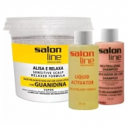 Guanidina Tradicional Super (A+N) 215gr - Salon Line