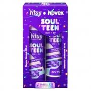 kit Shampoo + Condicionador Soul Teen Vitay - Novex