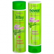 Kit Shampoo e Condicionador Vitay Super Babosão - Novex