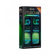 KIT STUDIO HAIR SH E COND ANTI QUEBRA 250ml
