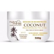 Máscra Coconut Nutri Minas 300g