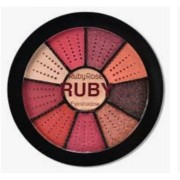Mini Paleta De Sombras  Ruby - Ruby Rose