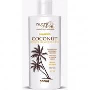 shampoo coconut nutri minas 300ml