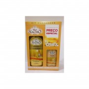 TIO NACHO KIT CLAREADOR SH.415ML + COND.200ML