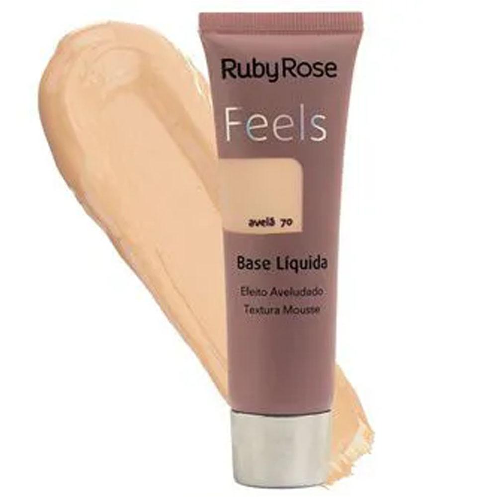 Base Feels Avelã 70 - Ruby Rose