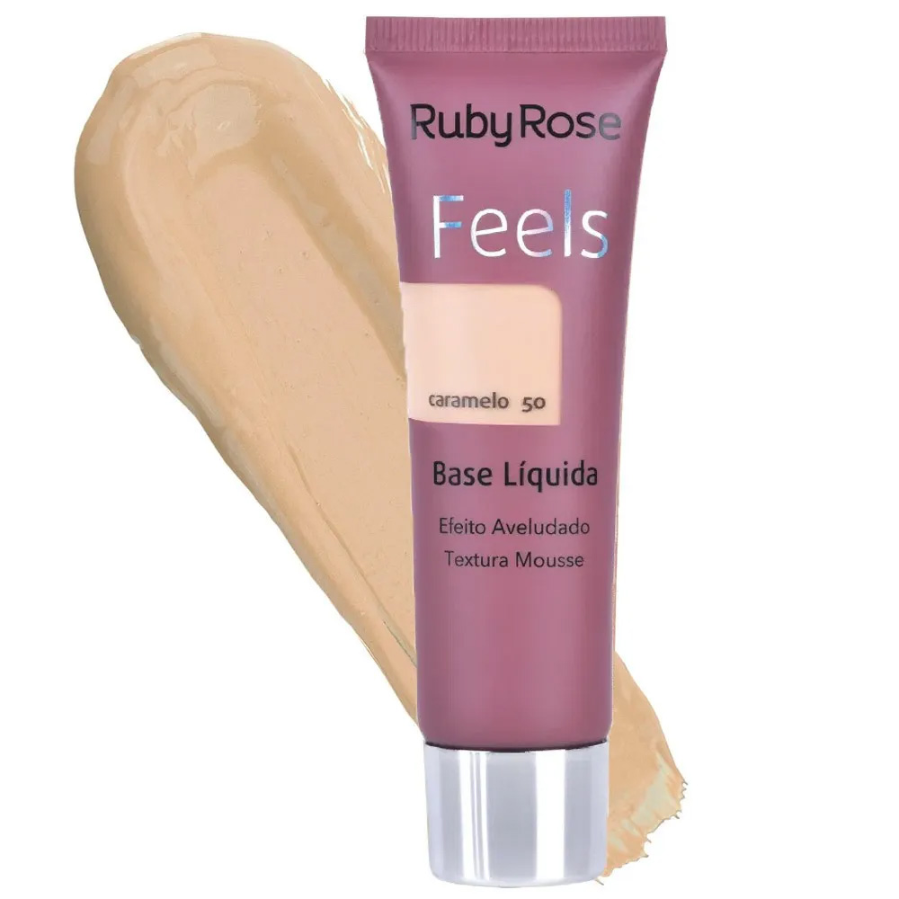 Base Feels Caramelo 50 - Ruby Rose