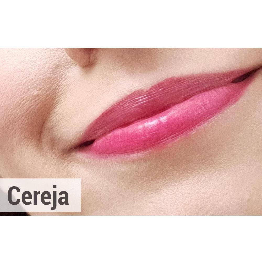 Batom Tinta Lip Tint Cereja - Ruby Rose