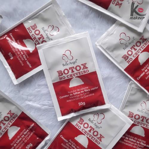 Botox de Chuveiro Sache 50g - Bella Angel