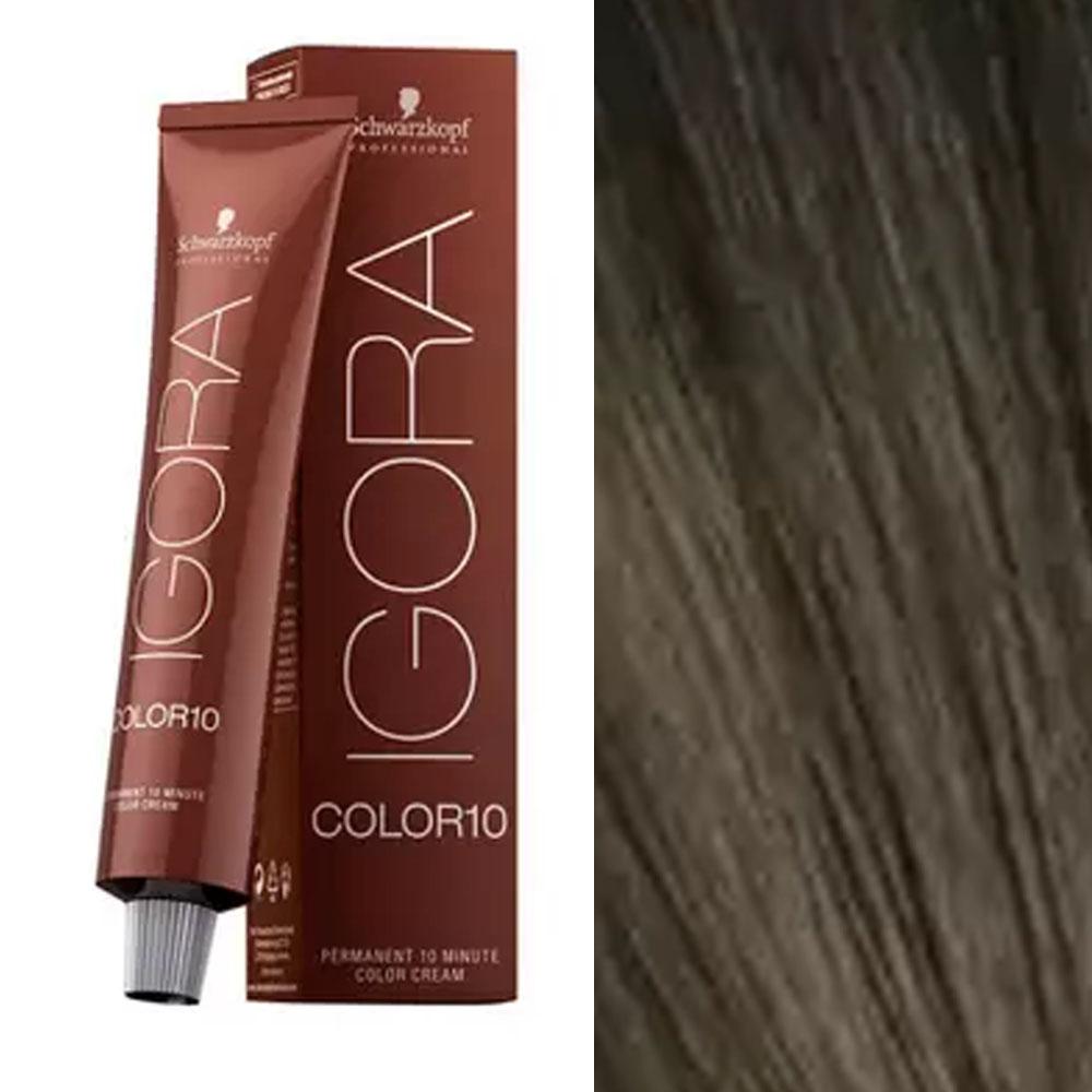 Coloração Igora Color10 5-0 Castanho Claro - Schwarzkopf