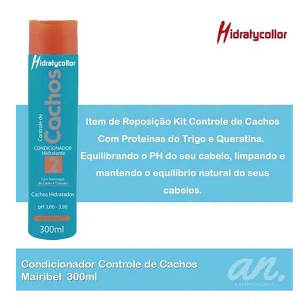 Condicionador Controle de Cachos HidratyLife 300ml N2 - Mairibel