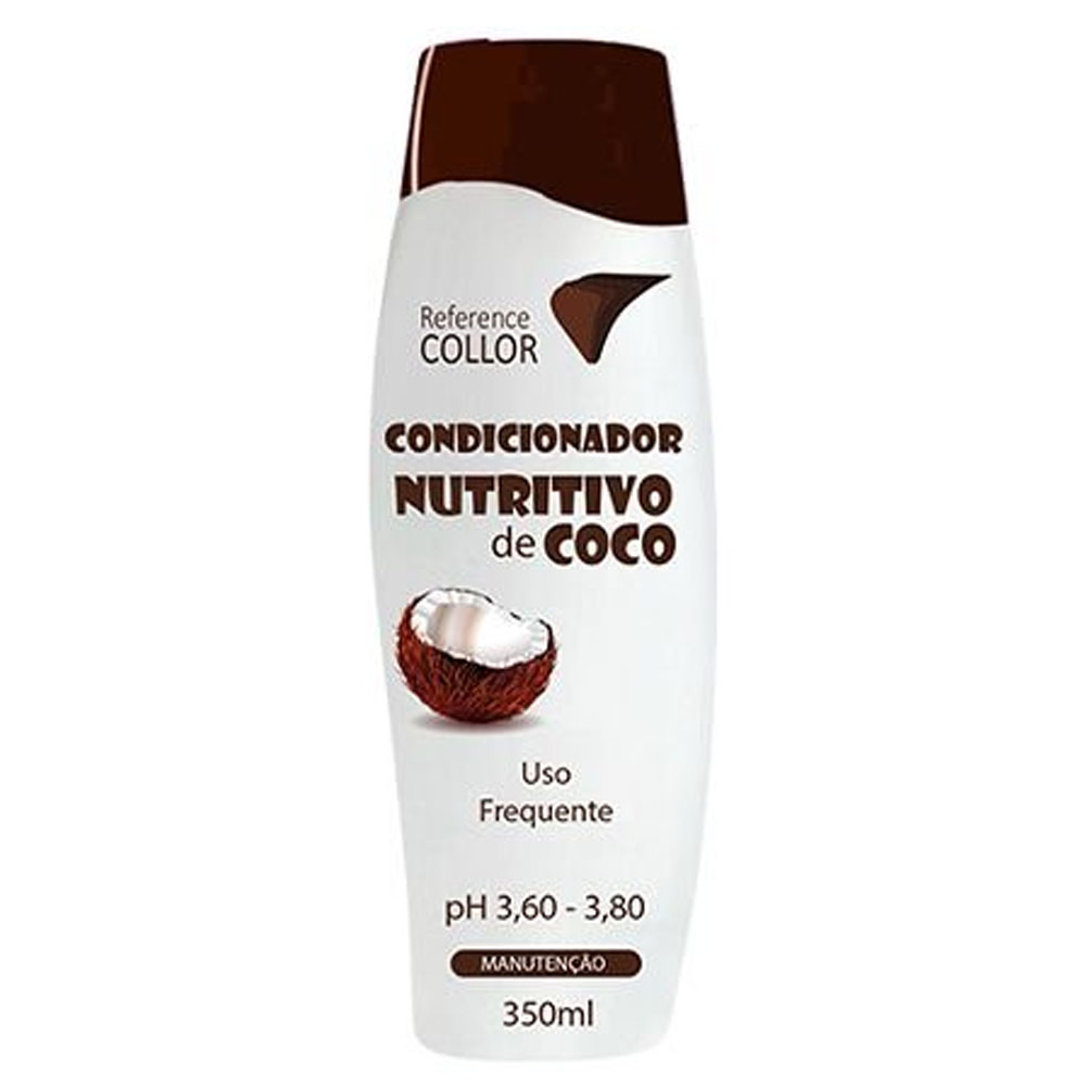 Condicionador Nutritivo de Coco Reference 350ml - Collor