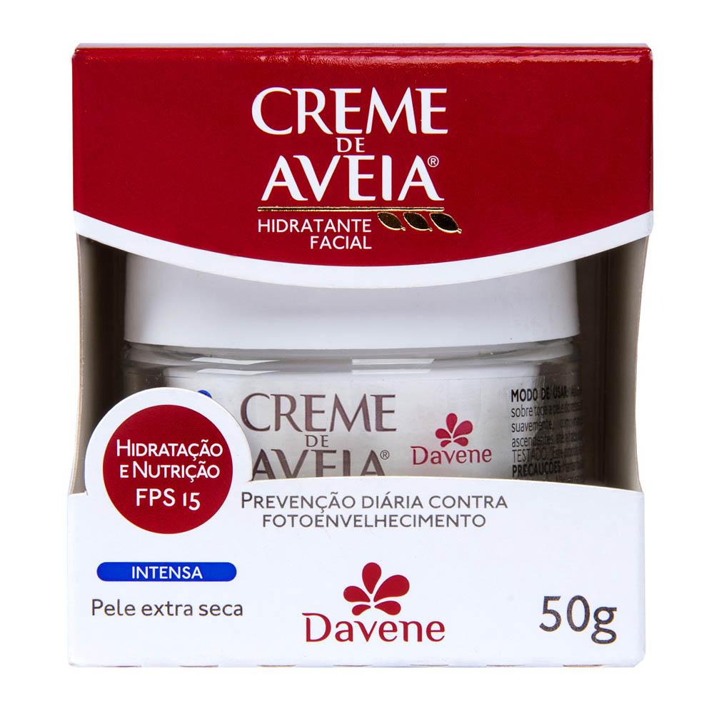 Creme Aveia Intensa FPS15 50g - Davene