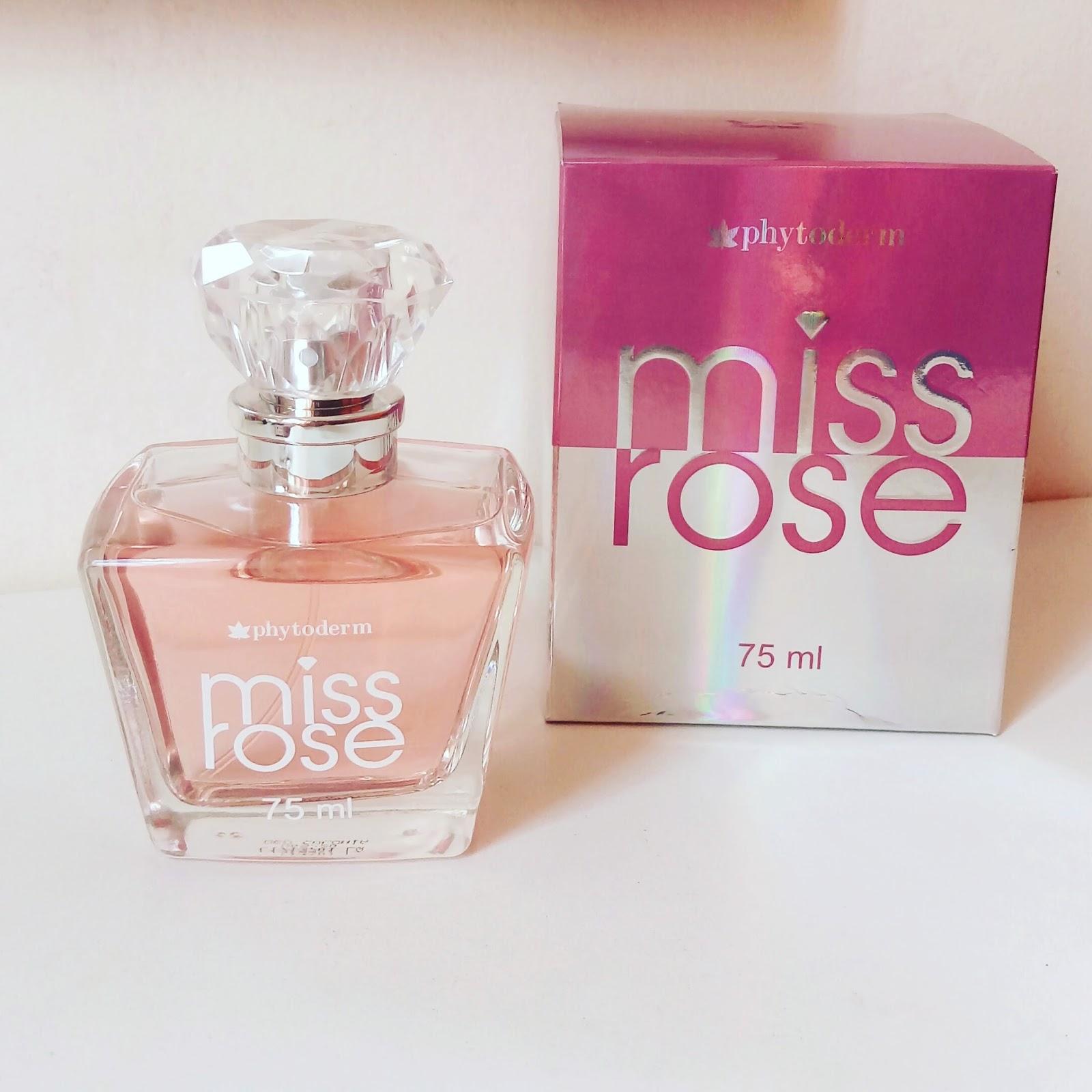 DEO COL PHYT FEMIN 75ML MISS ROSE