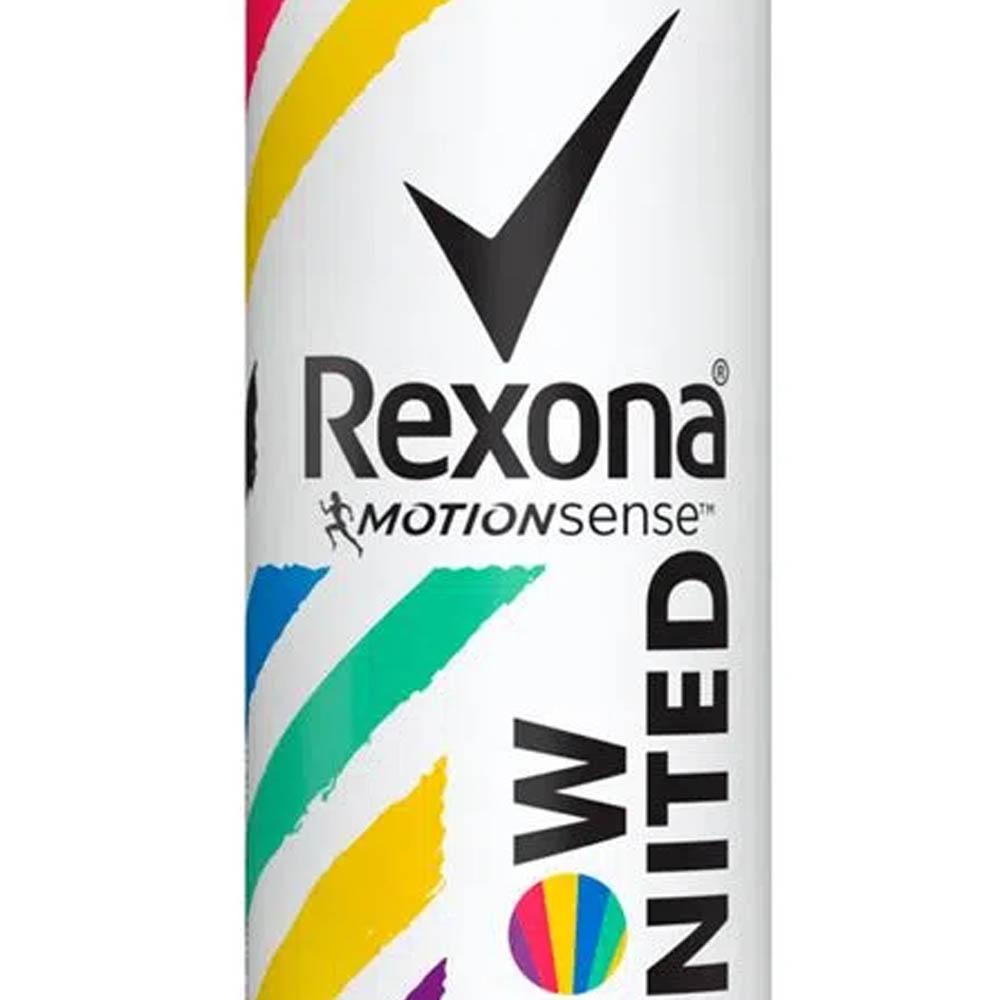 Desodorante Aero 90Gr Now United - Rexona