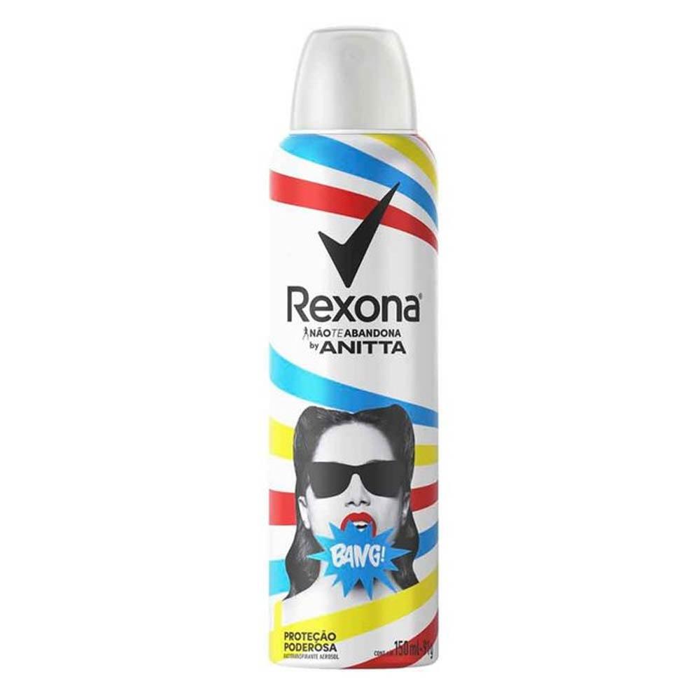 Desodorante Aero Bang By Anitta 90gr - Rexona