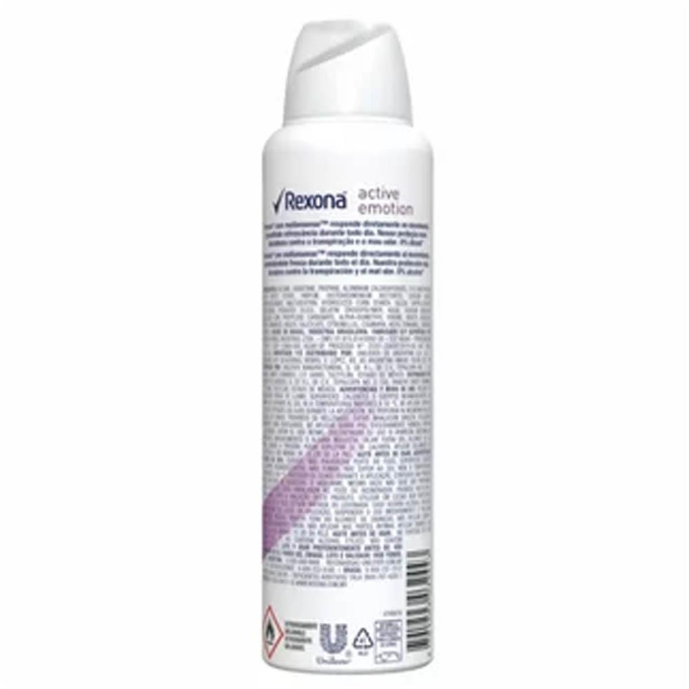 Desodorante Aero Feminino 90gr Active Emotion - Rexona