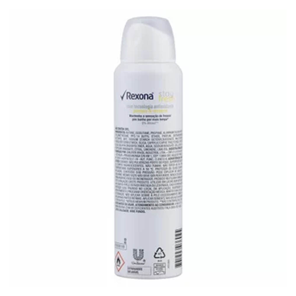 Desodorante Aero Feminino Polemo e Verbena 90gr - Rexona