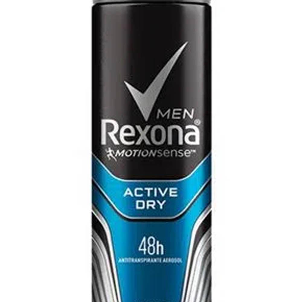 Desodorante Aero Men Active 90gr - Rexona