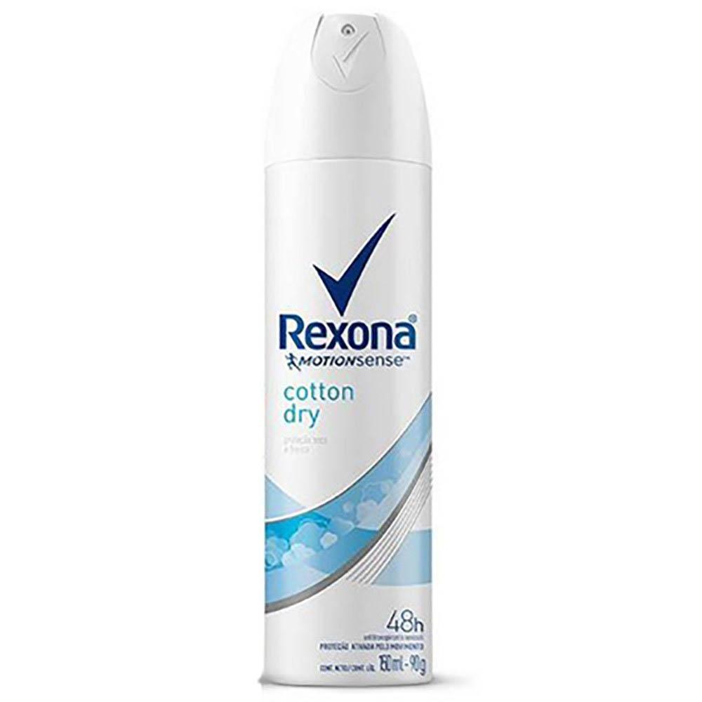 Desodorante Feminino Aero Cotton Dry 90gr - Rexona