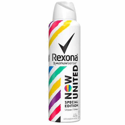 DESODORANTE REXONA AERO 90GR NOW UNITED