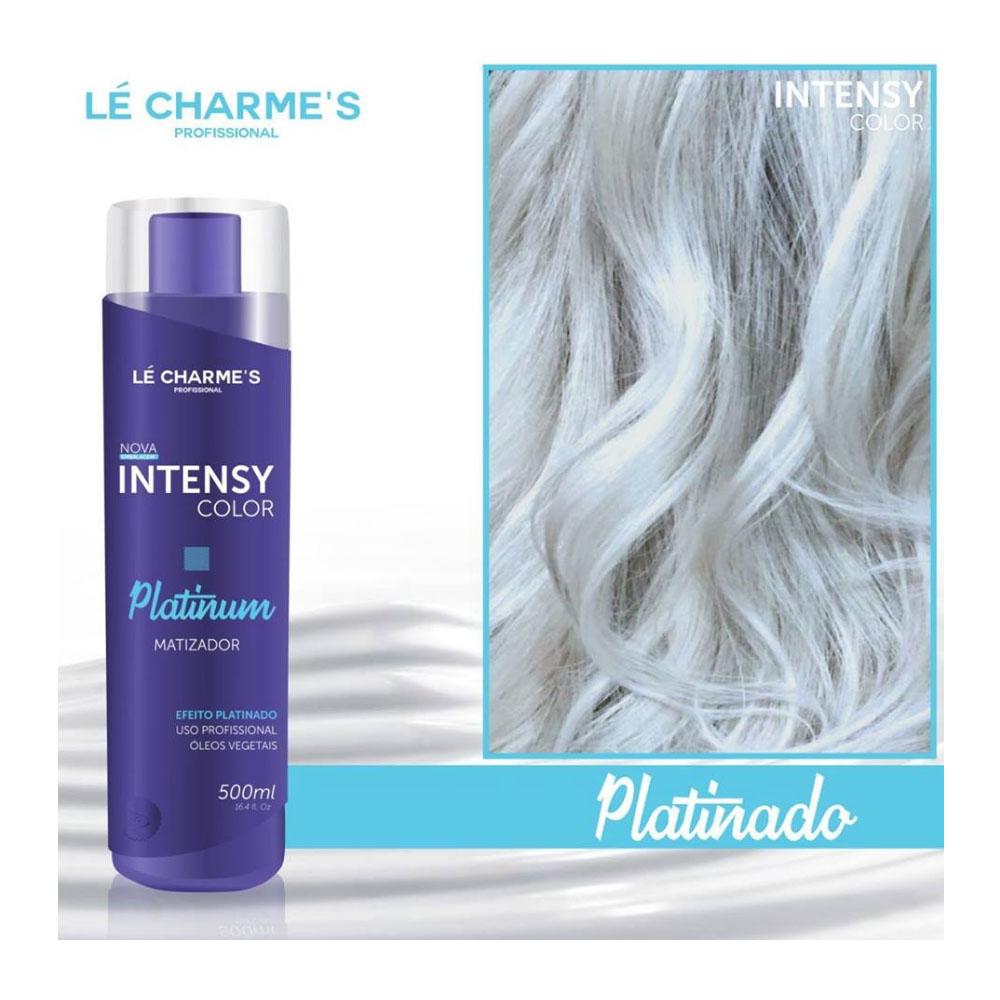 Efeito Platinado Intensy 500ml - Le Charme's
