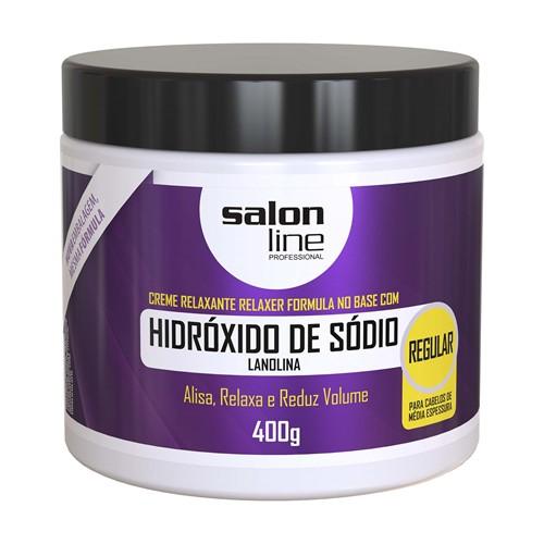HIDROXIDO DE SODIO TRADICIONAL REGULAR 400GR