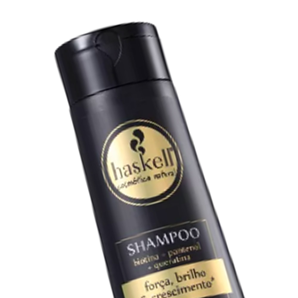 Kit com 2 Shampoo Cavalo Forte 500ml - Haskell