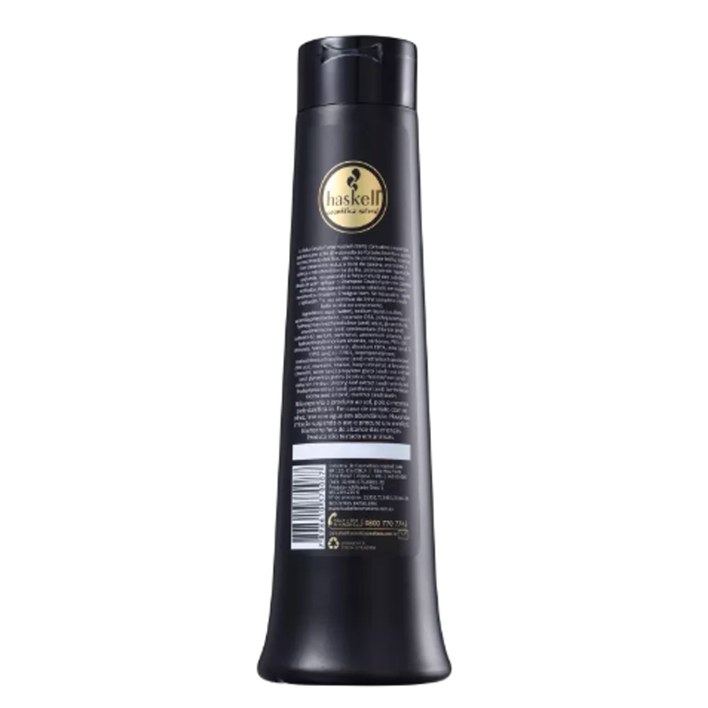 Kit Shampoo + Condicionador Cavalo Forte 500 ml - Haskell