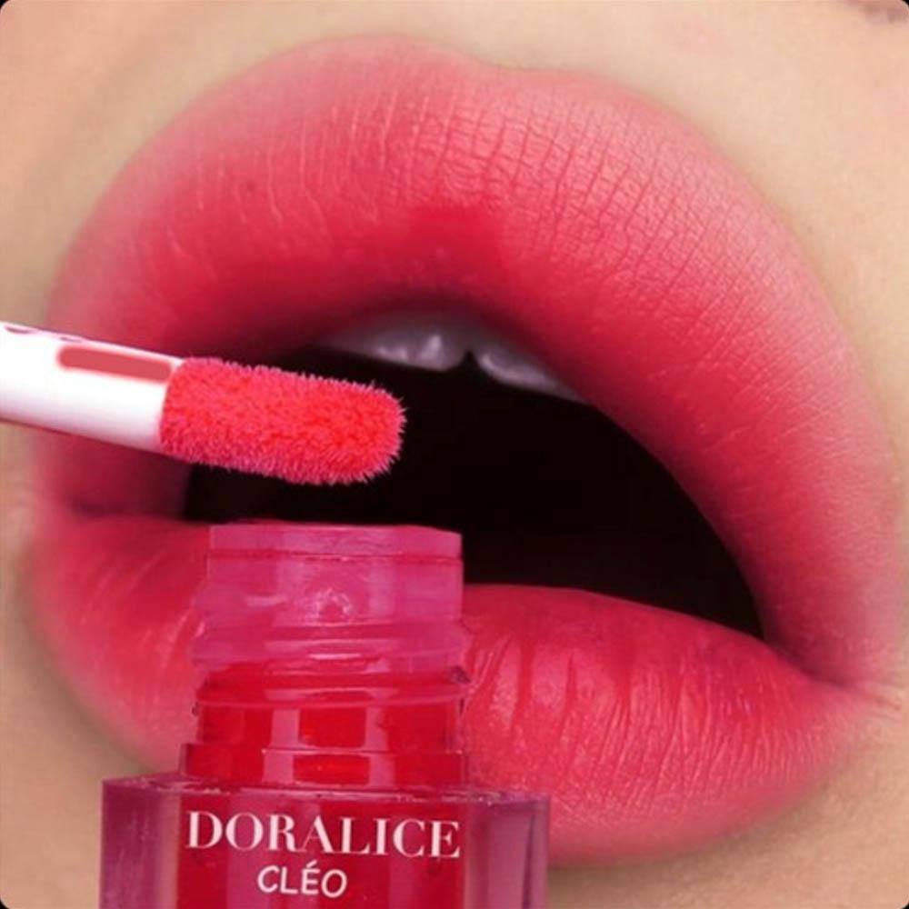 Lip Tint Gel Cor de Cleo - Doralice