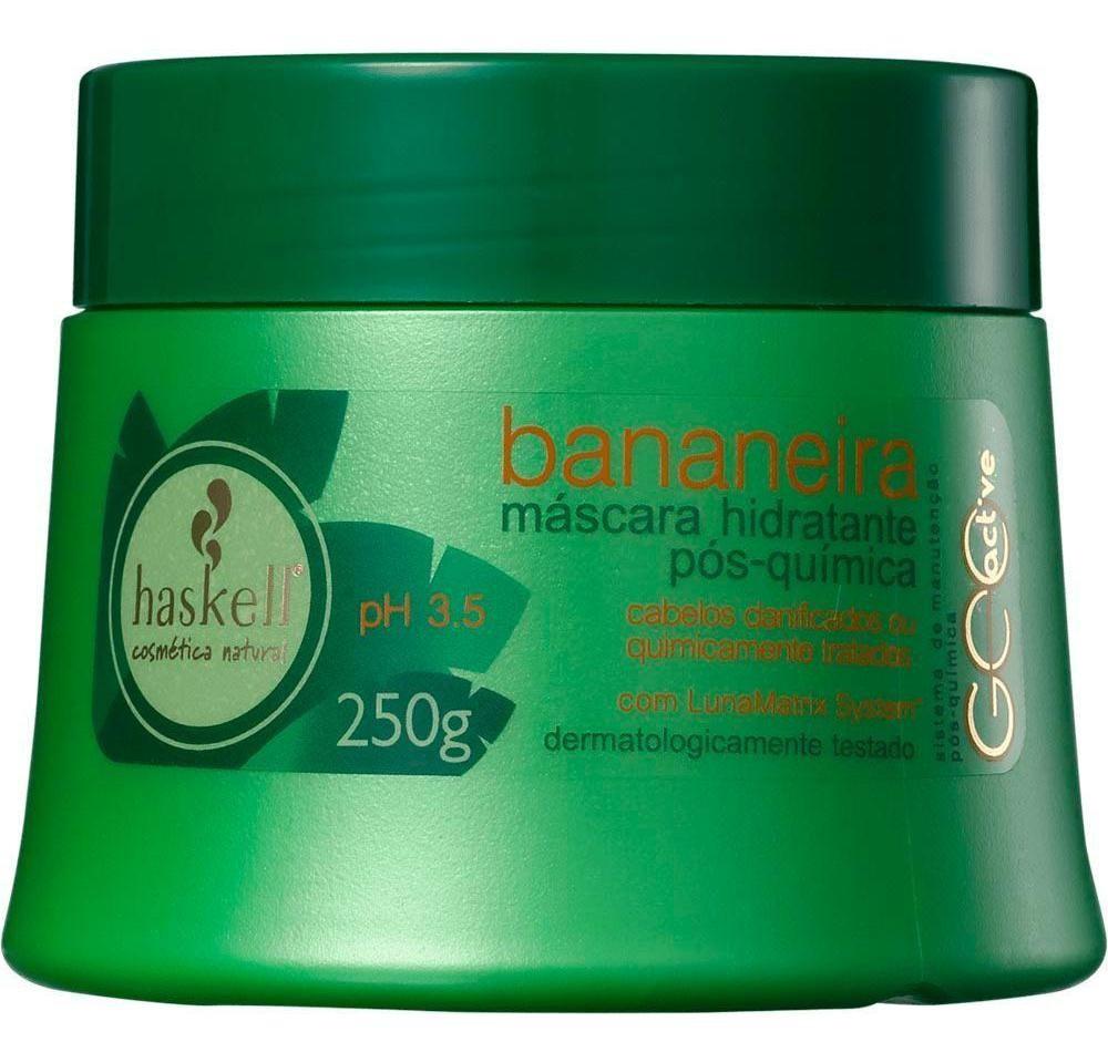 MASCARA BANANEIRA 250GR HASKELL