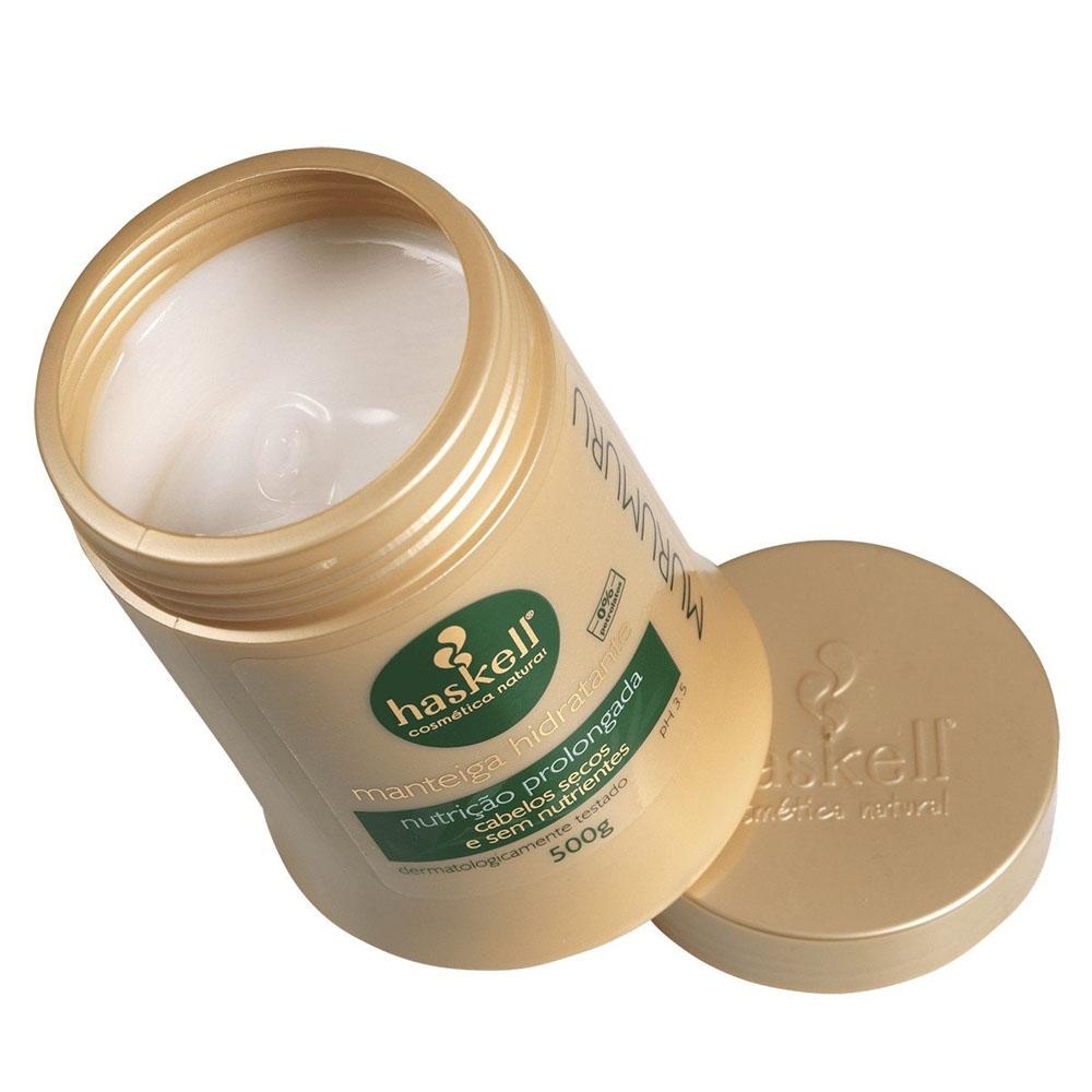 Mascara Manteiga Hidratante Murumuru 1kg - Haskell