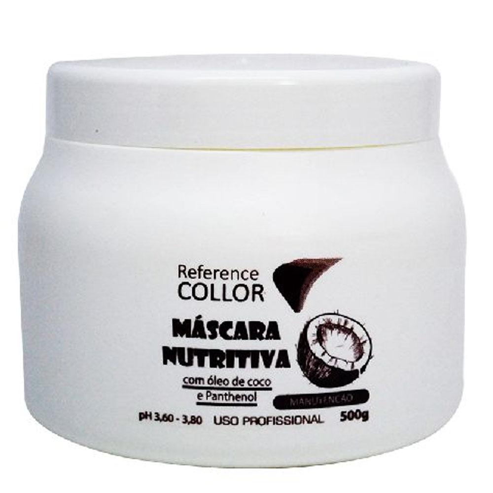 Máscara Nutritiva de Coco 500g - Mairibel
