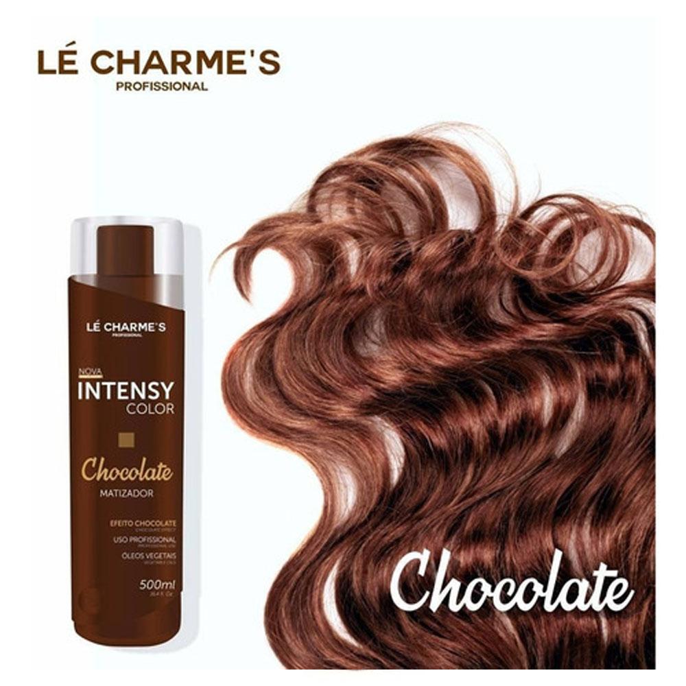Matizador Chocolate Intensy Color 300ml - Le Charme's