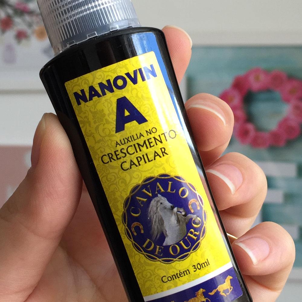 Nanovin A Crescimento Capilar 30ml - Nanovin
