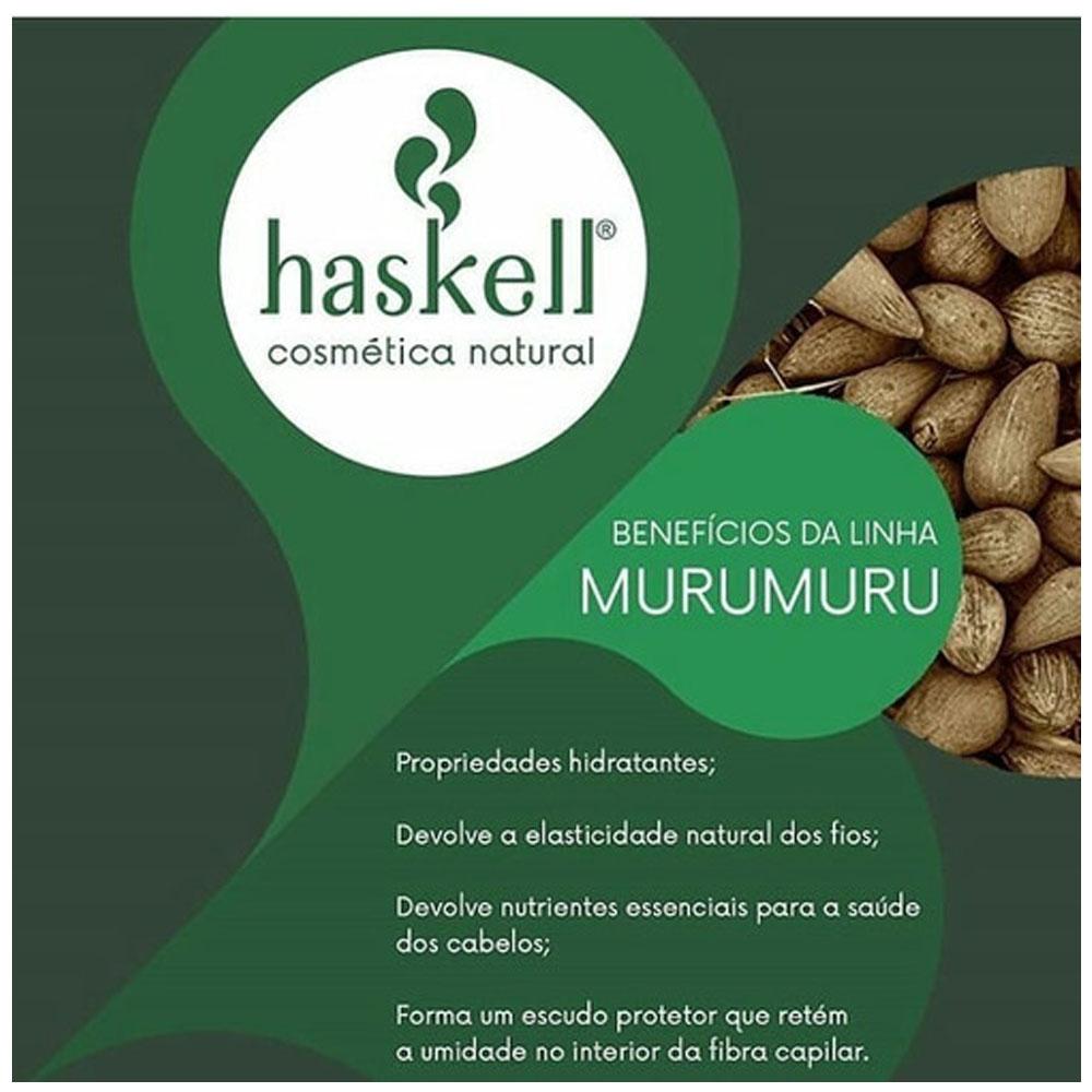 Óleo Concentrado Murumuru 60ml - Haskell
