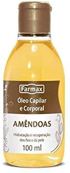 OLEO FARMAX AMENDOA 100ML