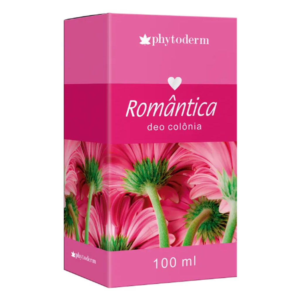 Perfume Colonia Deo Col Phyto Romantica 100ml - Phytoderm