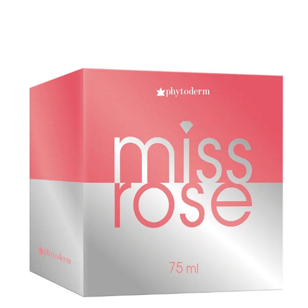 Perfume Colonia Feminino Deo Col Miss Rose 75ml - Phytoderm
