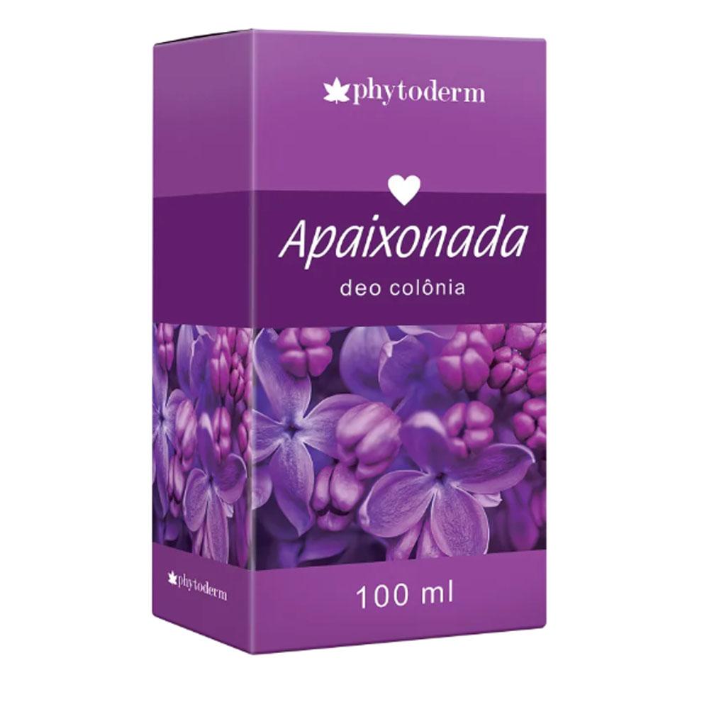 Perfume Colonia Feminino Deo Col Phyto Apaixonada 100ml - Phytoderm